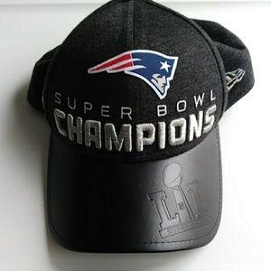 Mens NE Patriots Super Bowl LI hat